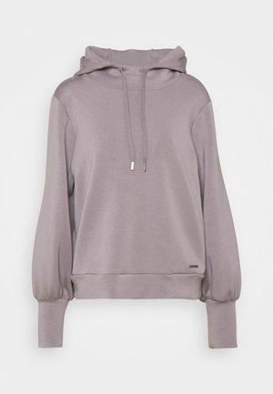 LUCERNE HOODIE - Sweatshirt - cloud grey
