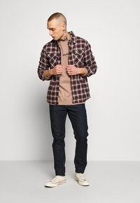 Afends - LONG SLEEVE - Shirt - mulberry - 1