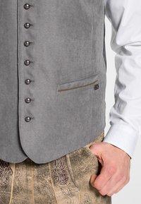 Spieth & Wensky - KARLSTADT - Waistcoat - grey - 2