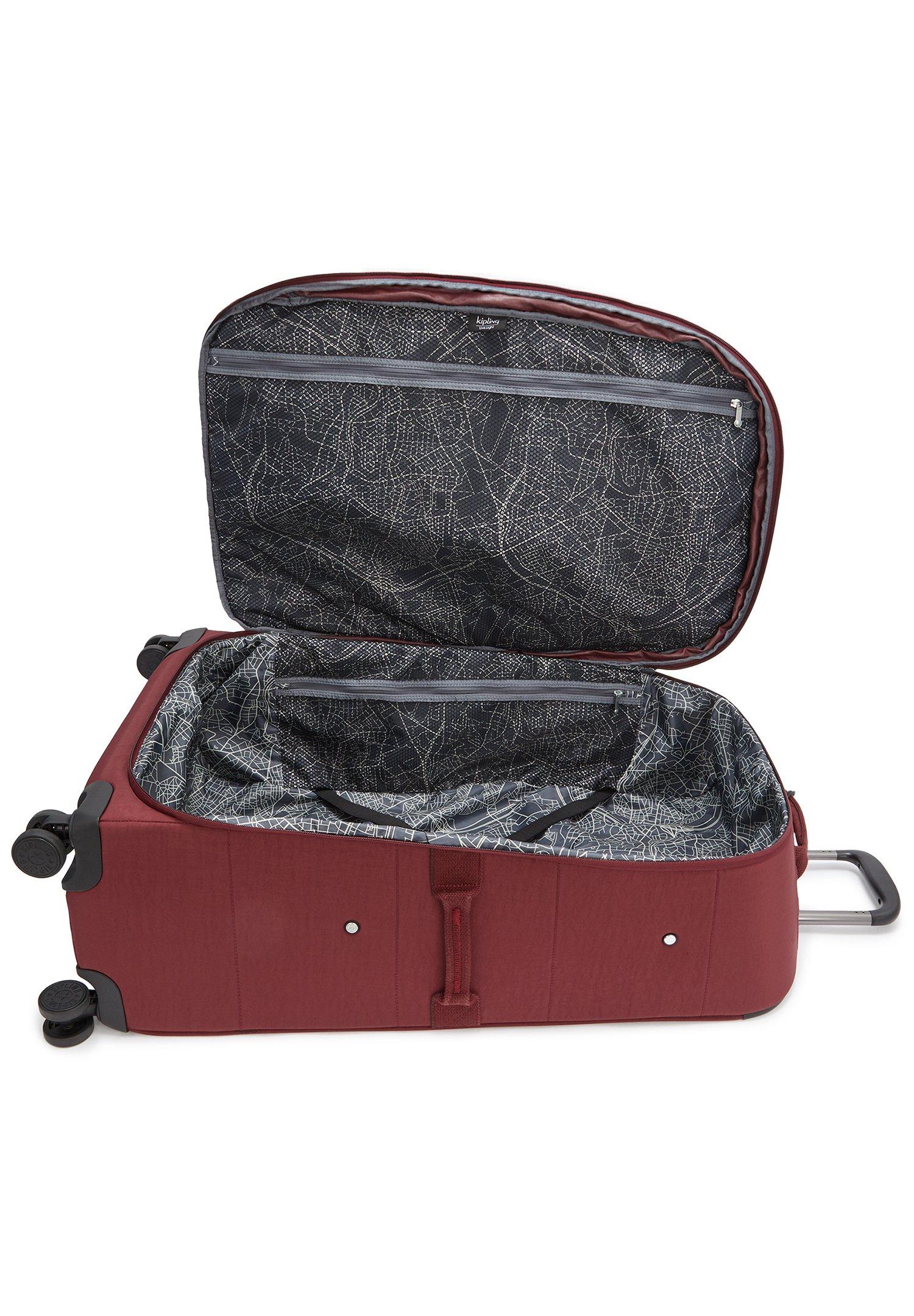 Kipling Kofferset - intense maroon/rot - Herrentaschen LNeEd