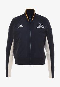 adidas Performance - CITY JACKET - Training jacket - black/linen - 4
