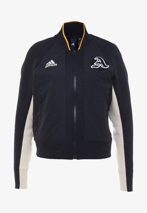 CITY JACKET - Training jacket - black/linen
