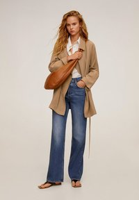 Mango - GUARDAPO - Trenchcoat - beige - 1