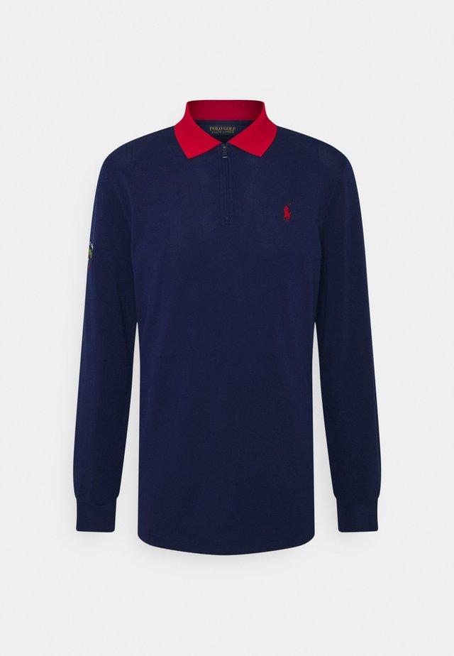 LONG SLEEVE - Polo shirt - fall royal