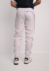 sergio tacchini - YOUNG LINE - Tracksuit bottoms - wht/nav - 2