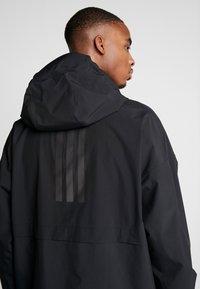 adidas Performance - URBAN RAIN.RDY - Regnjacka - black - 3