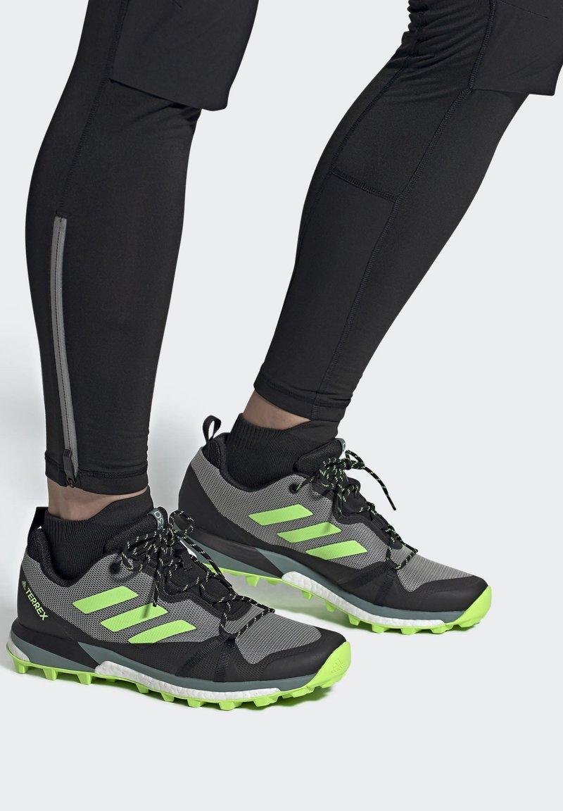 adidas Performance - TERREX SKYCHASER LT HIKING SHOES - Hiking shoes - grey