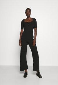 Fashion Union - REAS - Overal - black - 0