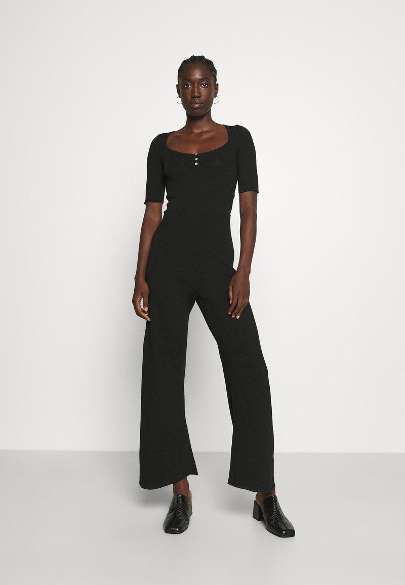 Fashion Union - REAS - Overal - black
