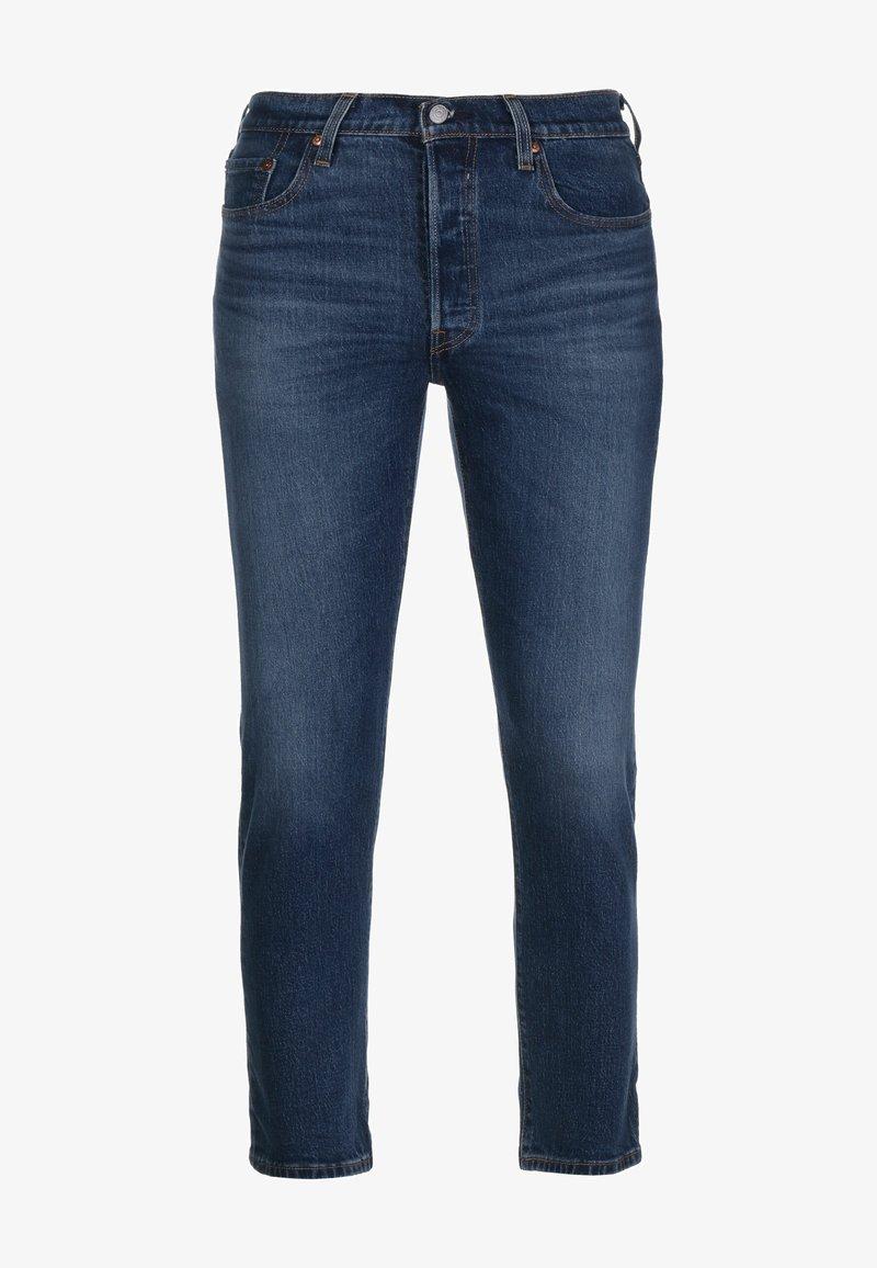 Levi's® - 501® CROP - Jeansy Straight Leg - charleston all day