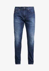 Tommy Jeans - STEVE SLIM TAPERED - Slim fit jeans - nassau dark blue - 4