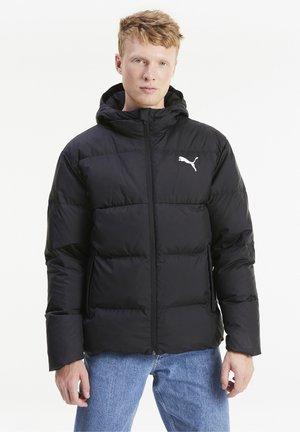 ESS MAND - Down jacket - puma black