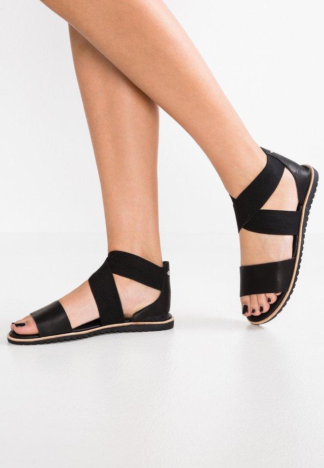 ELLA - Sandals - black