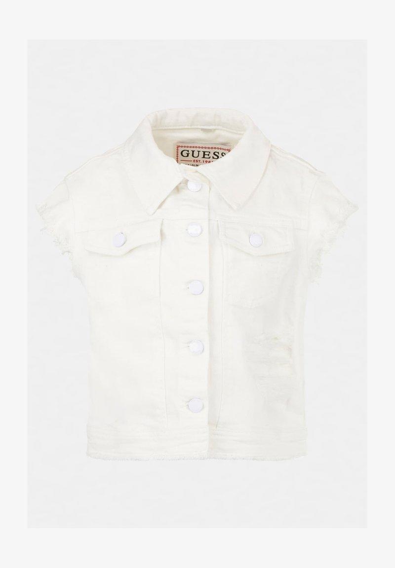 Guess - Denim jacket - weiß