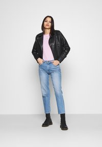 G-Star - LASH FEM LOOSE - Basic T-shirt - lavender pink - 1