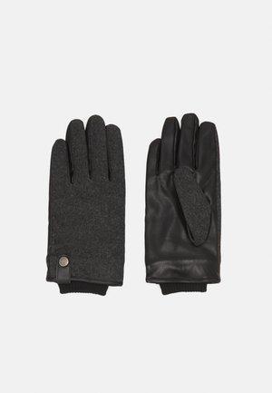 JACRICHARD GLOVES - Gloves - light grey melange