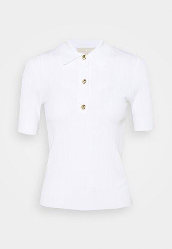 Pikeepaita - white