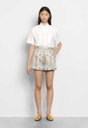 Shorts - or/bleu