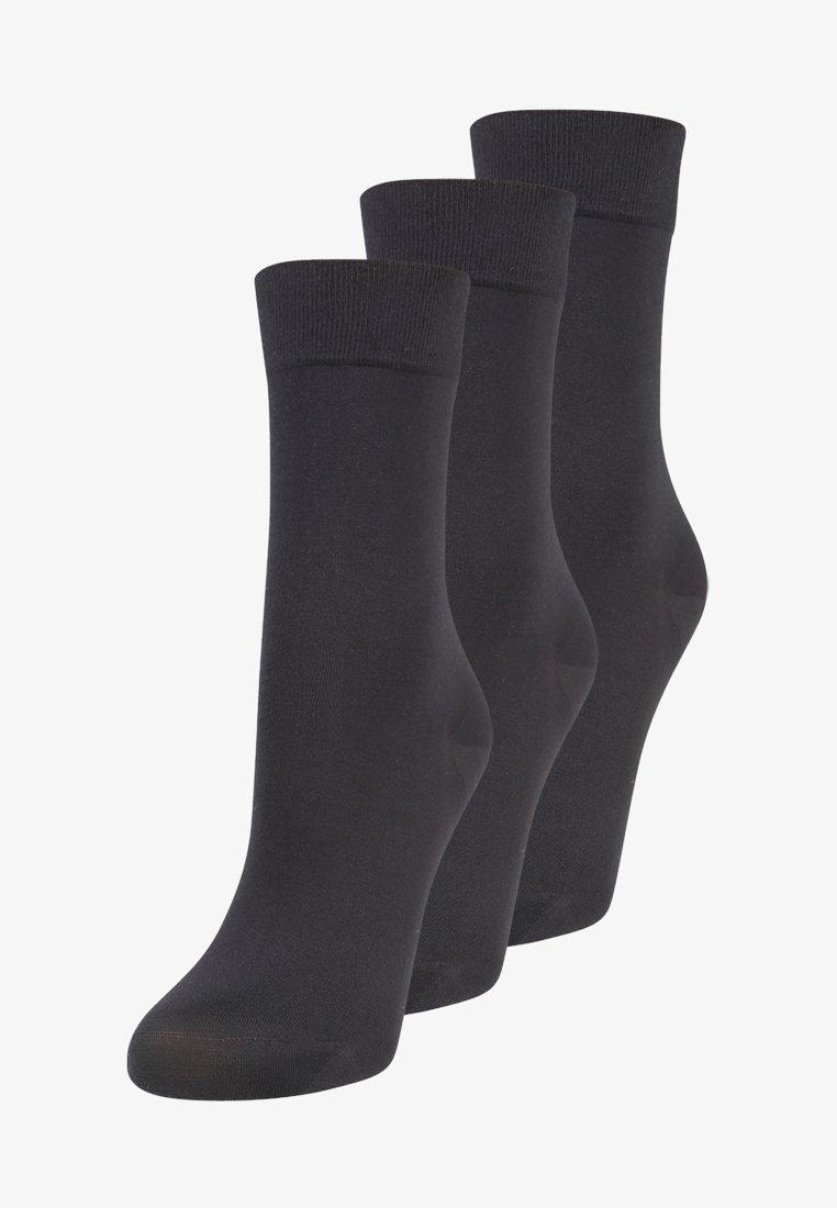 FALKE - FALKE Cotton Touch Mehrfachpack Socken - Socks - black