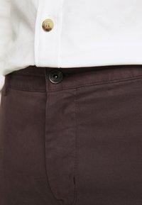 Tiger of Sweden - TRANSIT - Trousers - dark chokolate - 3