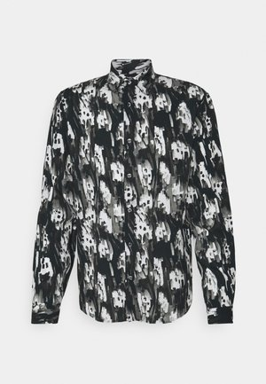 SLIM FIT - Camicia - black variant