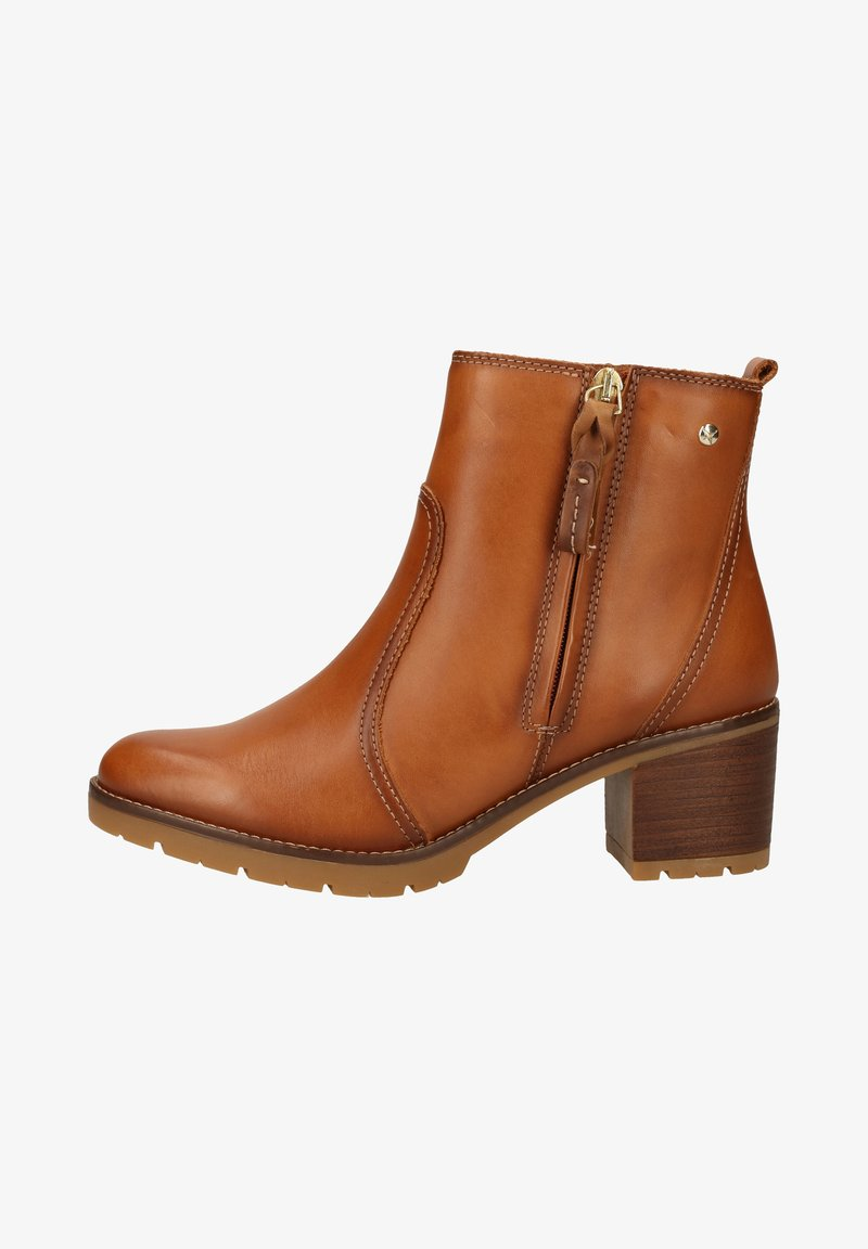 Pikolinos - Classic ankle boots - brandy