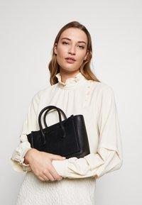 Polo Ralph Lauren - MINI SLOANE - Handbag - black - 1