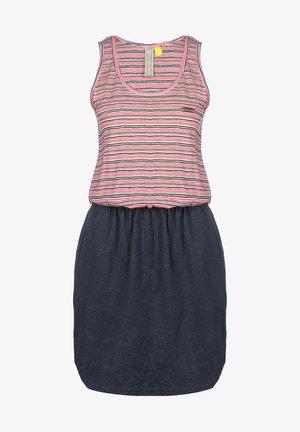 ROSALIEAK - Jersey dress - marine