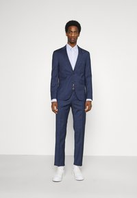 Tommy Hilfiger Tailored - WIDE STRIPE SLIM FIT - Skjorta - light blue/white - 1