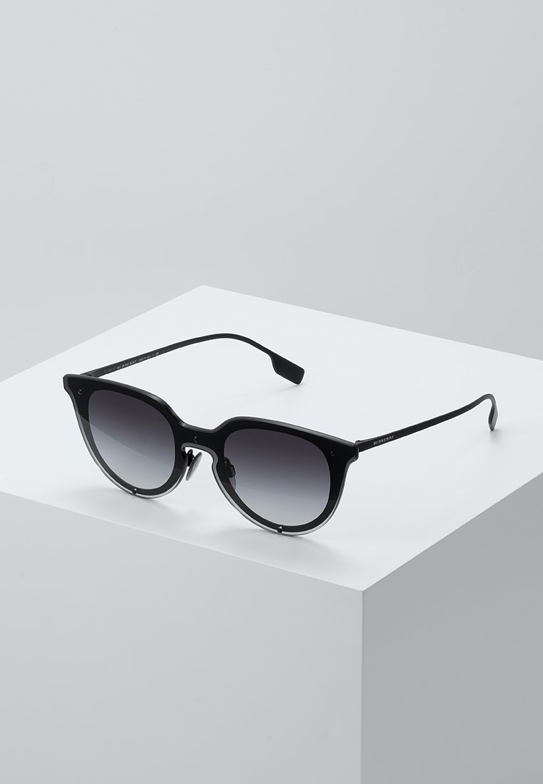 Burberry - Sonnenbrille - black rubber