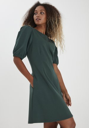 BYTIMONA  - Day dress - jungle green