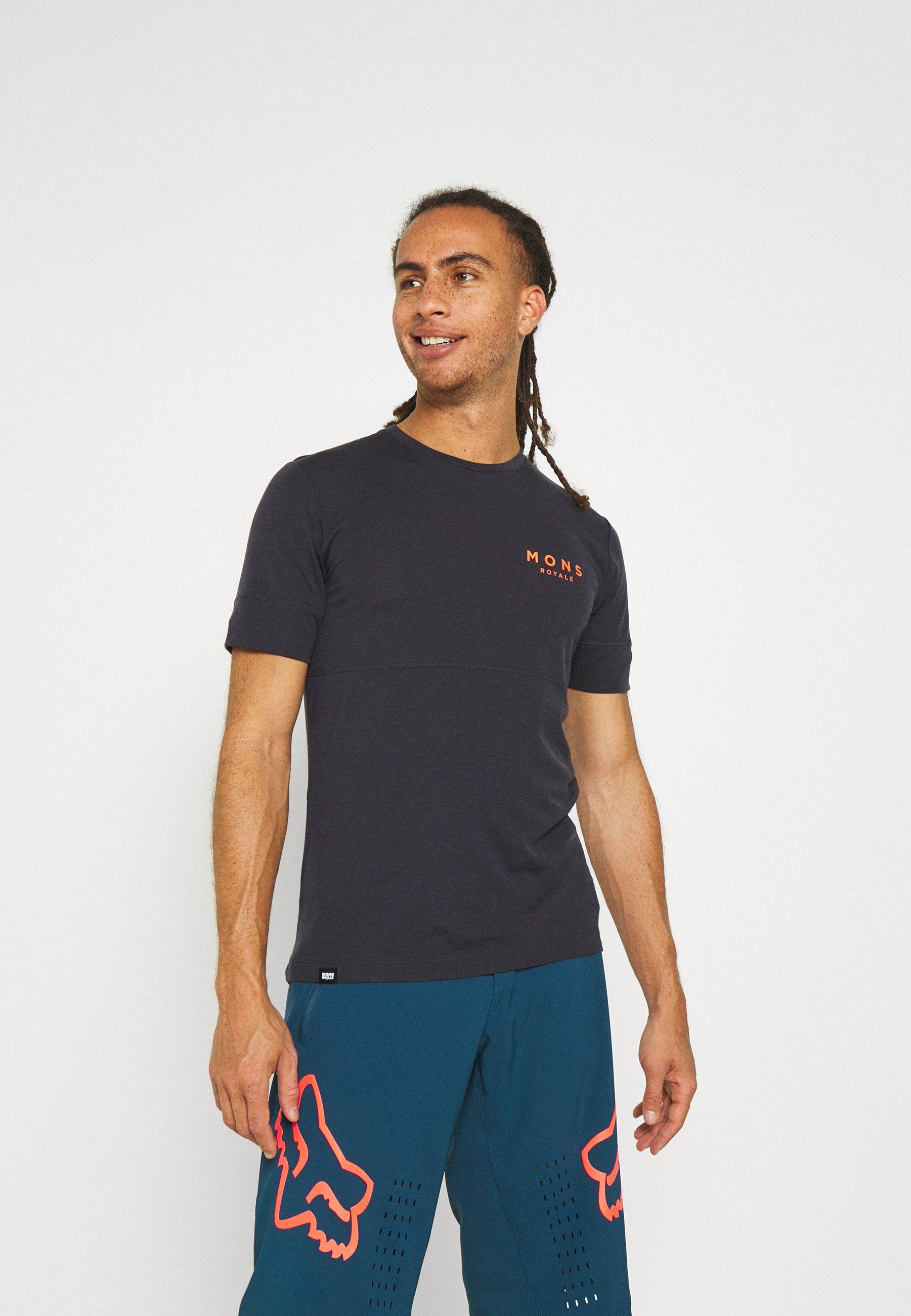 Men CADENCE - Basic T-shirt
