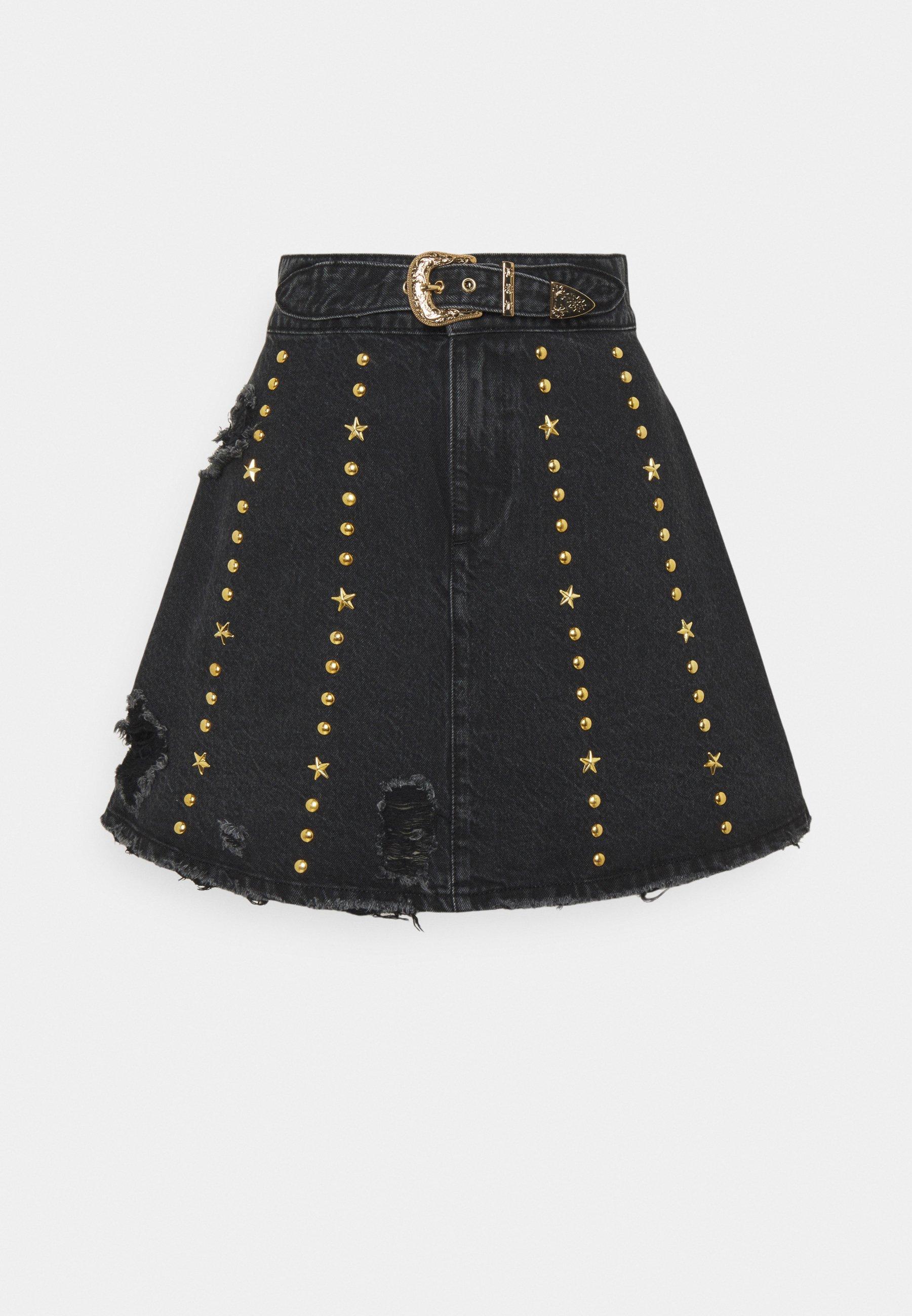 Femme HOLLY SKIRT - Jupe en jean