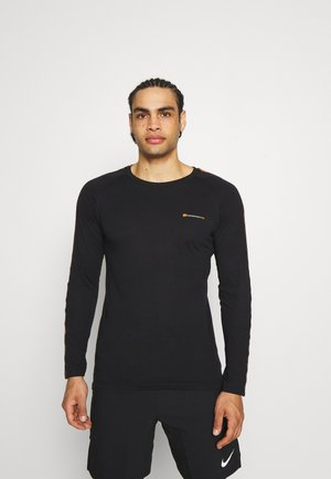JCOFINN TEE  - Long sleeved top - black