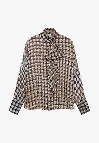 Mango - VITTORIA - Button-down blouse - rot - 5