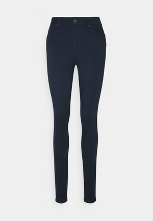 VMHOT SEVEN MR SLIM PUSH UP PANT - Trousers - navy blazer