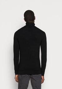 Petrol Industries - Stickad tröja - black - 2