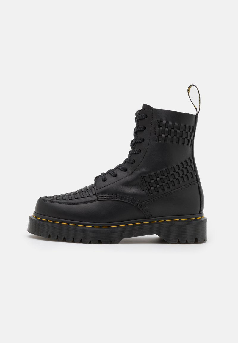 Dr. Martens - 1460 BEX PASCAL 8 EYE BOOT - Lace-up ankle boots - black