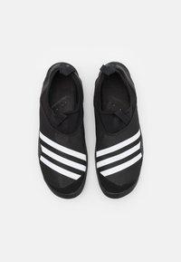 adidas Performance - JAWPAW SLIP ON SUMMER.RDY WATER SHOES - Vannsportsko - core black/footwear white/silver metallic - 3