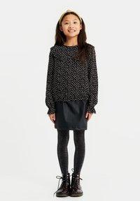 WE Fashion - Blouse - black - 0
