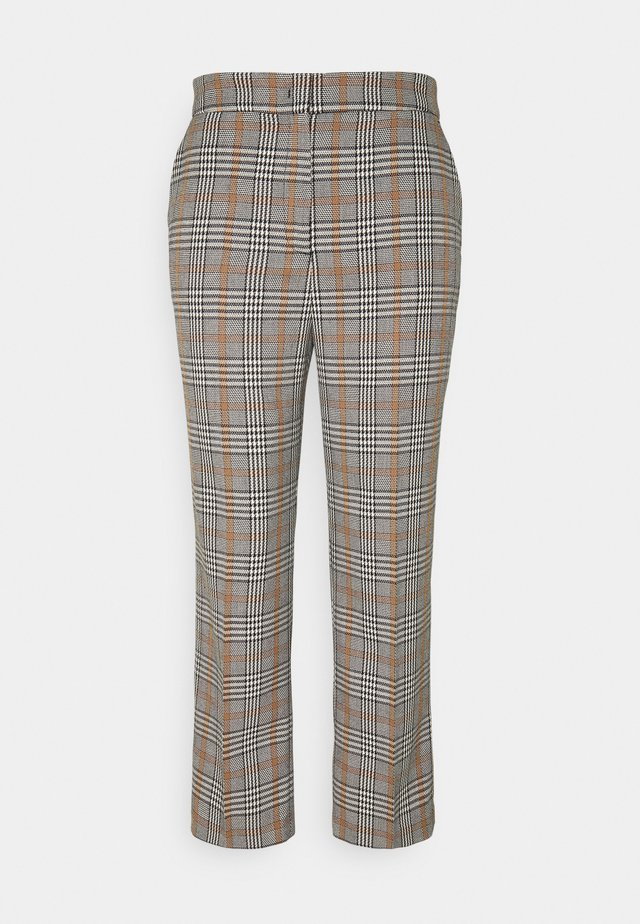 TROUSERS - Chino - grey