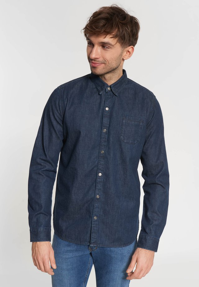 Jamie  - Shirt - blue denim