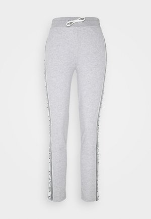 STRIPES PANTS - Tracksuit bottoms - grey