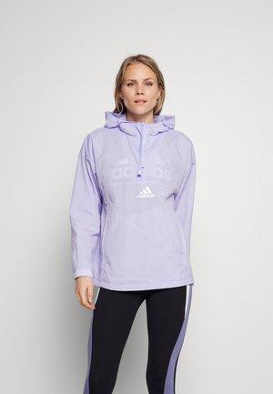 Giacca sportiva - violet tone/white