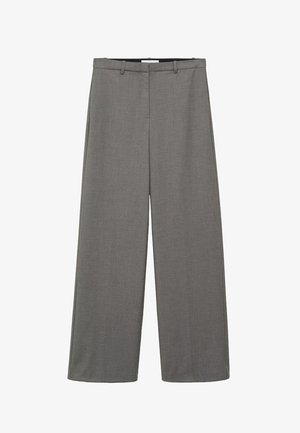 BORI - Trousers - grau