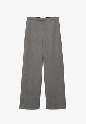 BORI - Kalhoty - grau