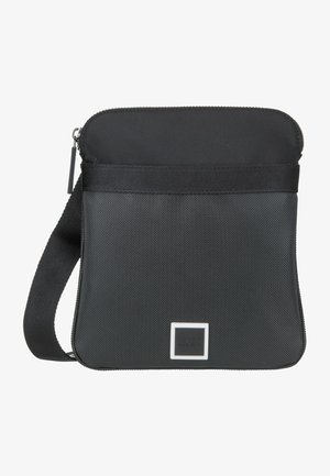 PIXEL BW  - Across body bag - black
