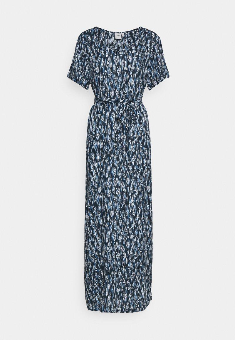 ICHI - MARRAKECH  - Maxi dress - total eclipse