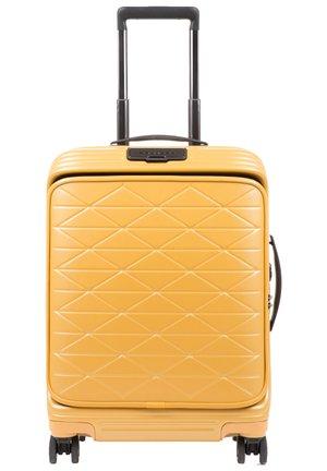 Valise à roulettes - yellow