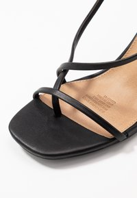 Rubi Shoes by Cotton On - HARPER STRAPPY HEEL - Sandals - black - 2